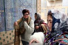 Euroopa Parlamendi töövisiit Usbekistani 2007. a.kevadel